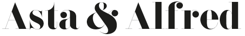 Asta & Alfred - Håndstrikket børnetøj
