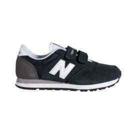 New balance sneakers boern graa sort hvid