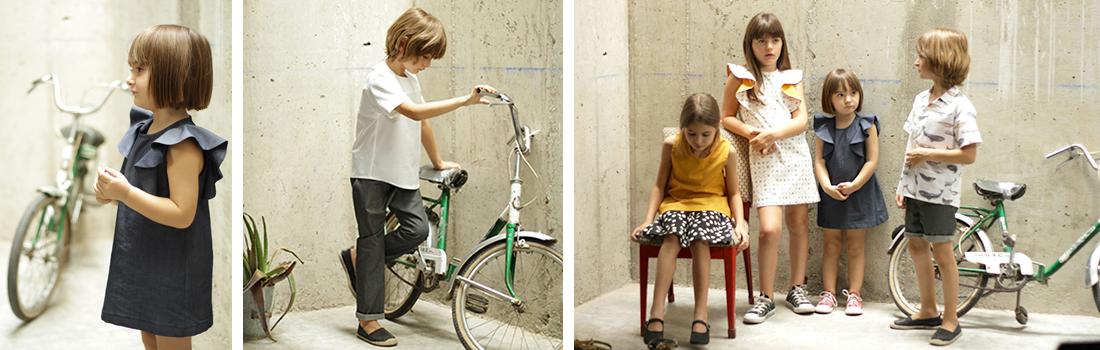 Motoreta børnetøj